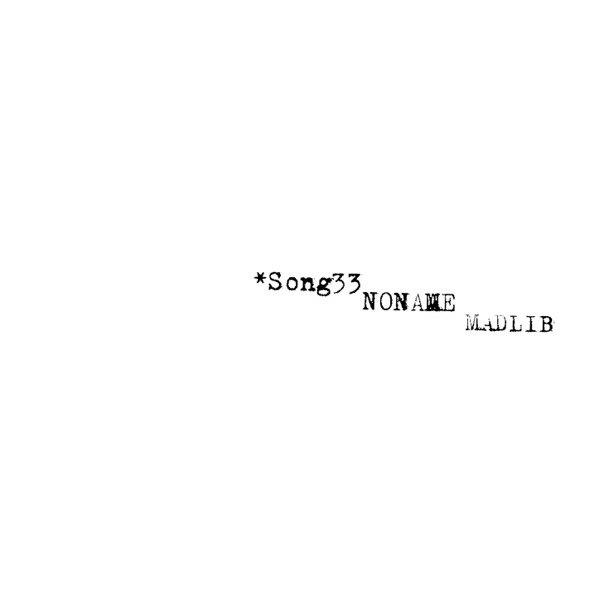 """Noname- """"Song 33"""" (Single Review)"""
