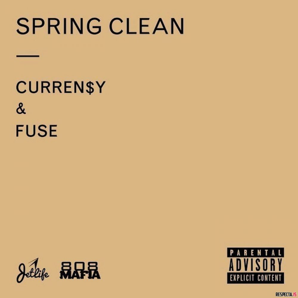 "Curren$y & Fuse- ""Spring Clean"" (Album Review)"