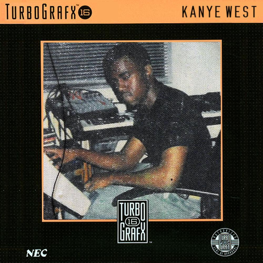 "Kanye West- ""TURBO GRAFX 16"" (Full Album)"