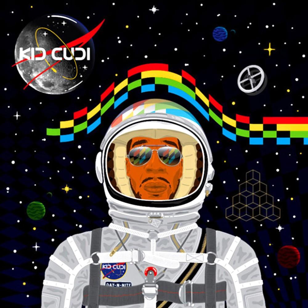 Kid Cudi's Album Covers Ranked