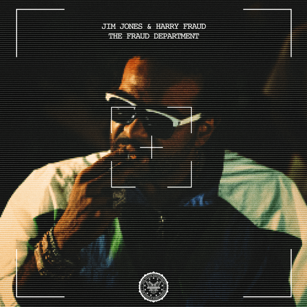 "Jim Jones & Harry Fraud- ""The Fraud Department"" (Album Review)"