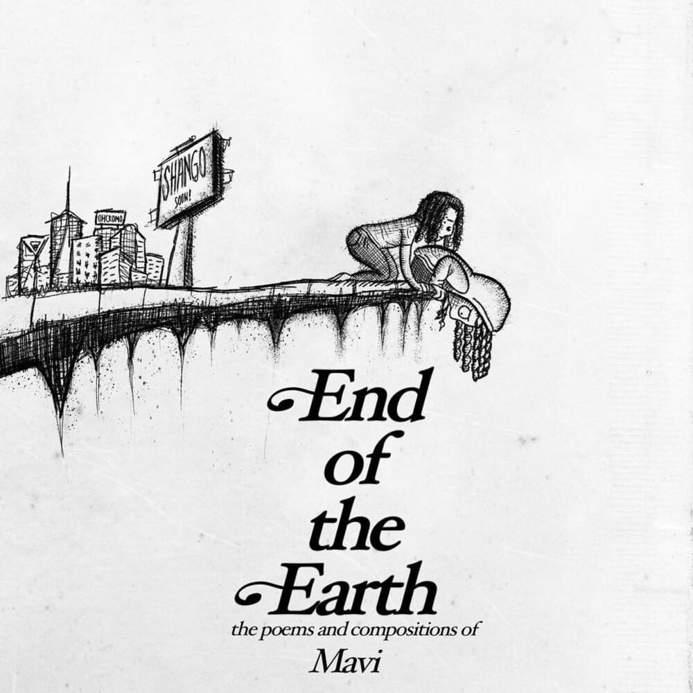 "Mavi- ""END OF THE EARTH"" (EP Review)"