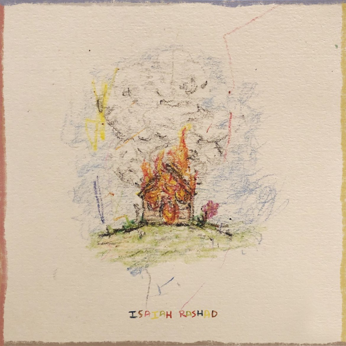 """Isaiah Rashad- """"The House Is Burning"""" (Album Review)"""