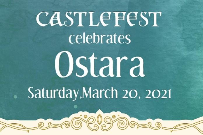 Ostara, vier het mee met Castlefest.