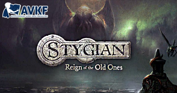 Reign of the Old Ones – cRPG inspirisan Lavkraftom