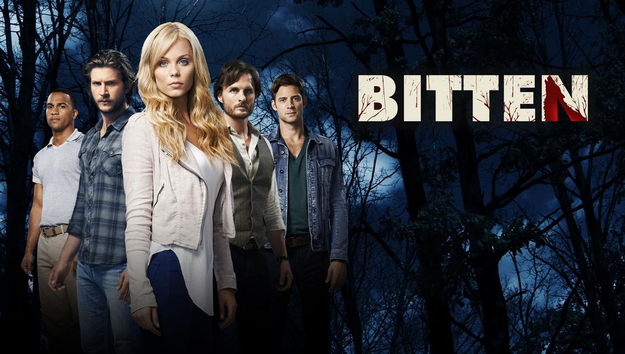Review: Série Bitten (TV)