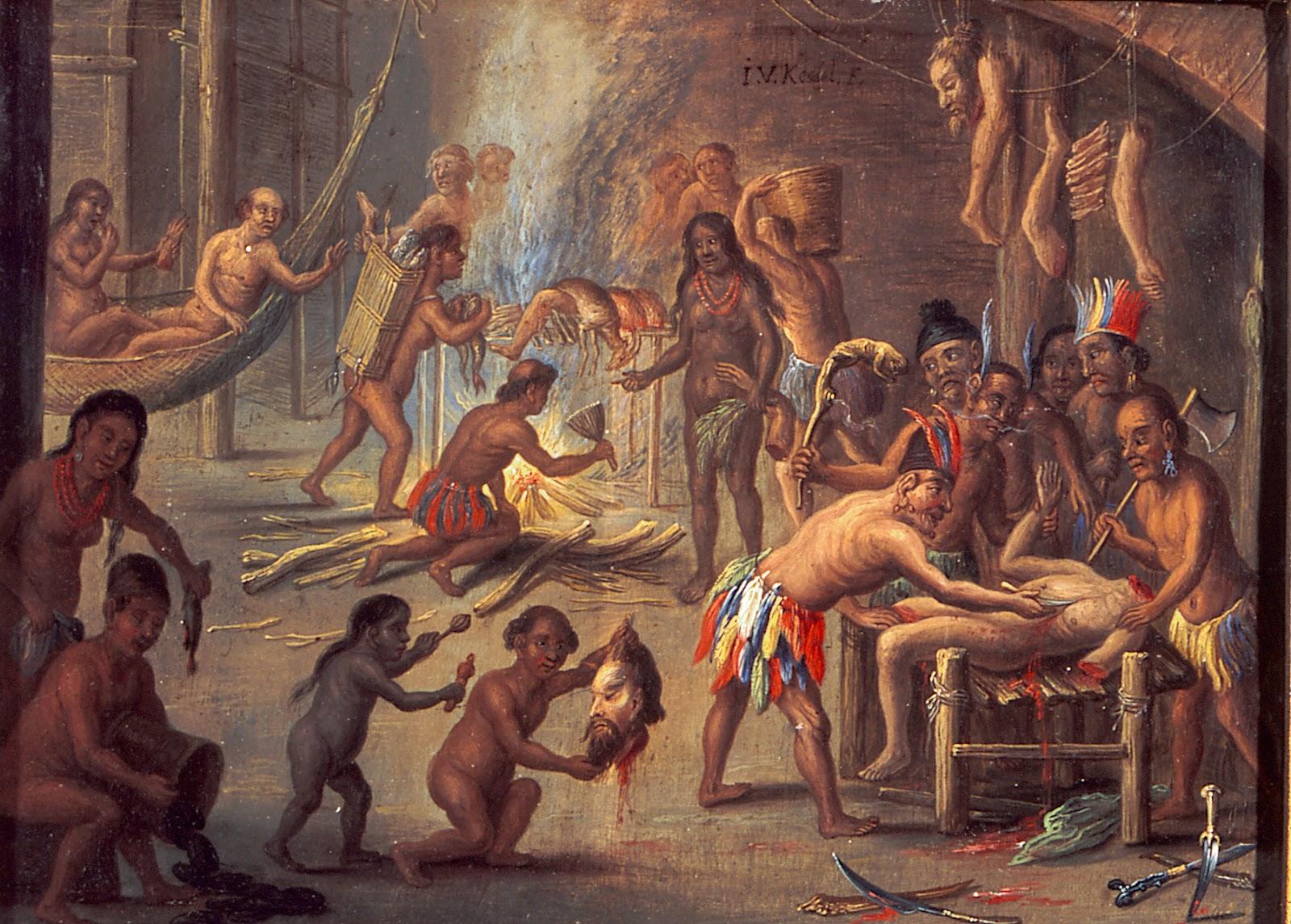 Festa da carne de verdade é aqui! O canibalismo no fantástico (Parte 1)