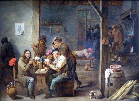 A obra de Azevedo utiliza diretamente várias convenções do Gótico europeu