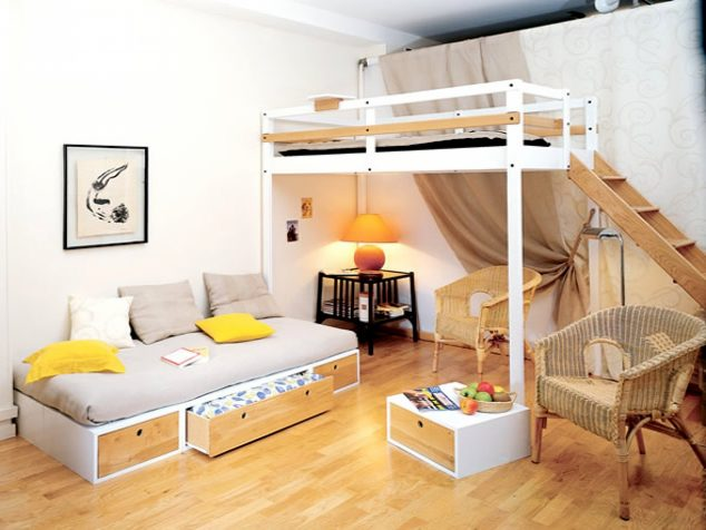 Make Space In Your Home:13 Space Saving Tricks For Small