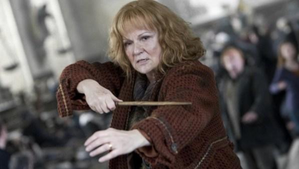 molly weasley ile ilgili görsel sonucu