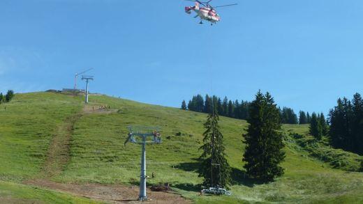 Jochbahn Skiwelt