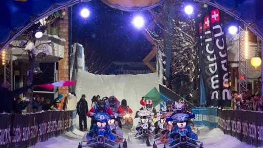 Saalbach Formule Snow