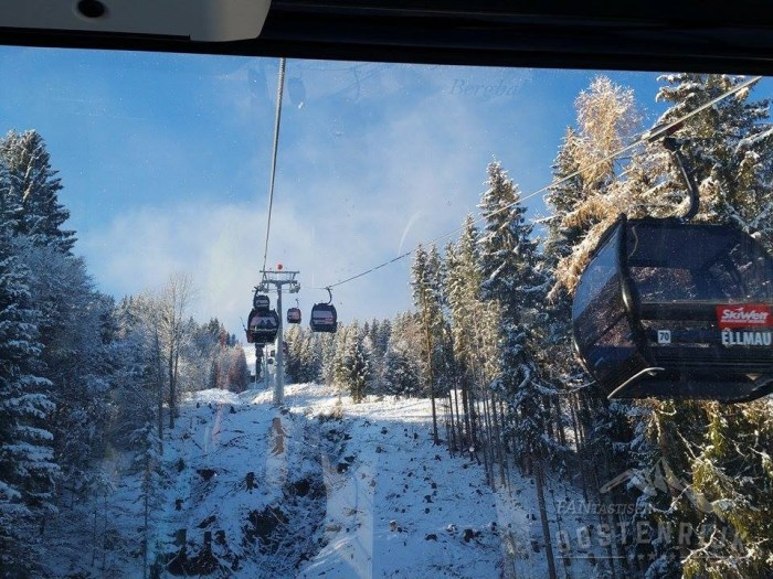 Ellmau Ski opening
