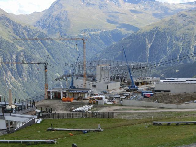 Gigijoch bergstation © Amerongse Oetzi Alpinforum