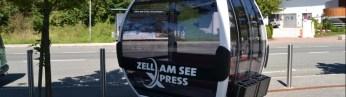 Gondel Zell am See Xpress