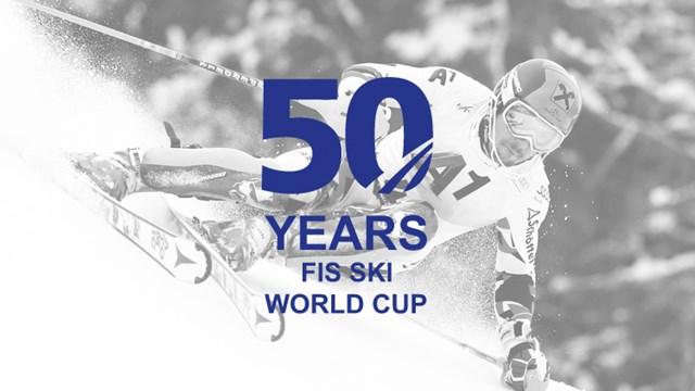 50 jaar FIS World Cup