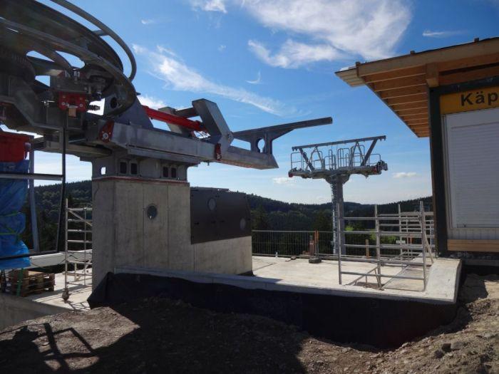 panoramabahn Bergstation