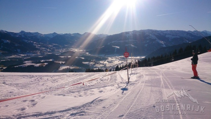 SkiWelt Going