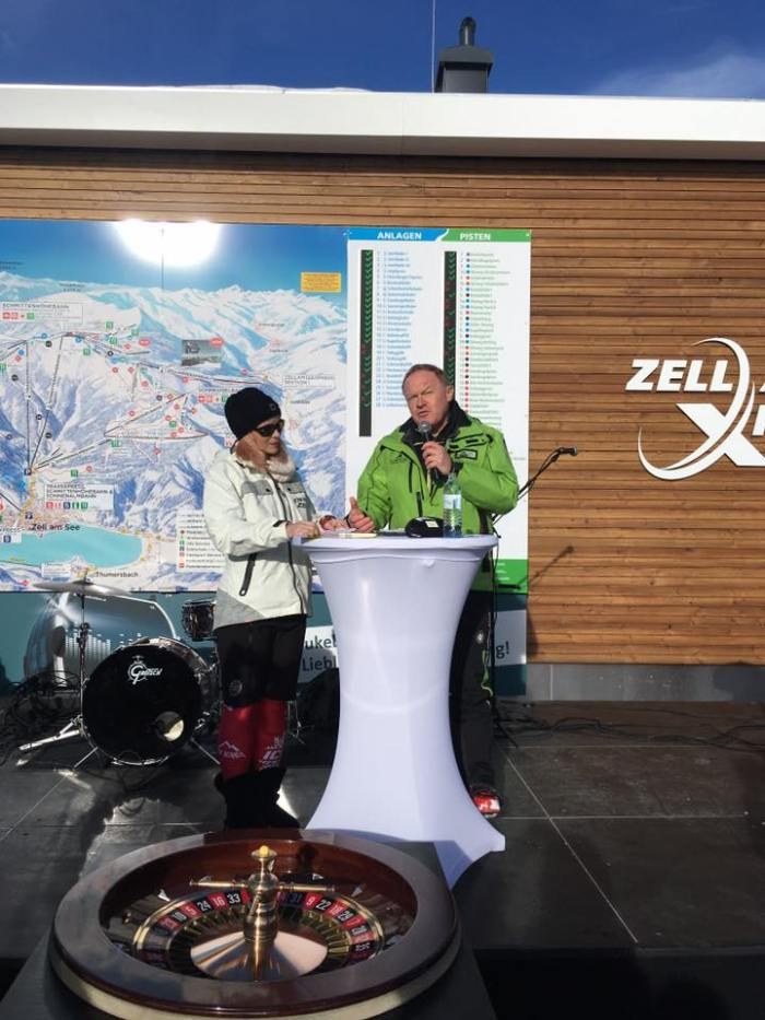 Zell am See Xpress opening