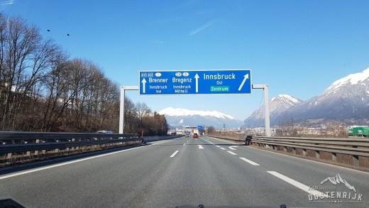 Lucht in Tirol erg schoon geworden