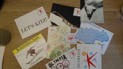 Olympische Spelen Kitzbühel