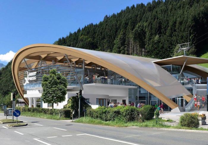 AreitXpress Zell am See