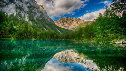 De Grüner See een video die je moet zien