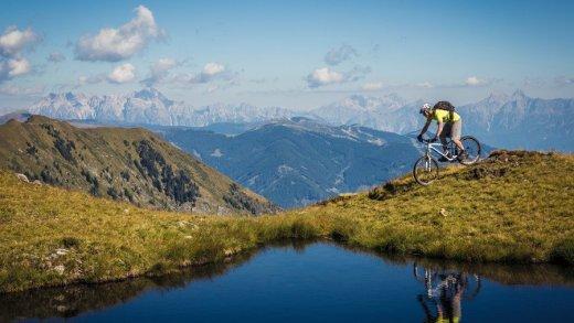 Maak deze zomer een fietsvakantie door Oostenrijk
