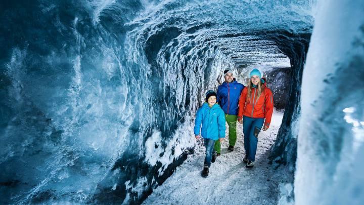 Stubai Ijsgrot Stubaier Gletsjer