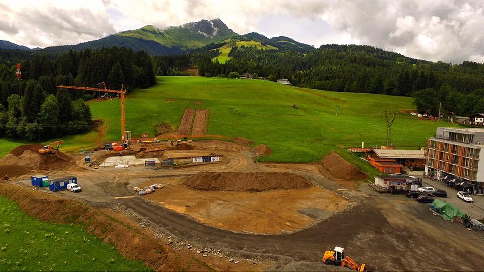 St. Johann in Tirol Groen licht voor Eichenhof II