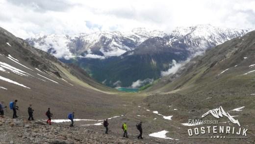 E5-Fernwanderweg: te voet de Alpen over