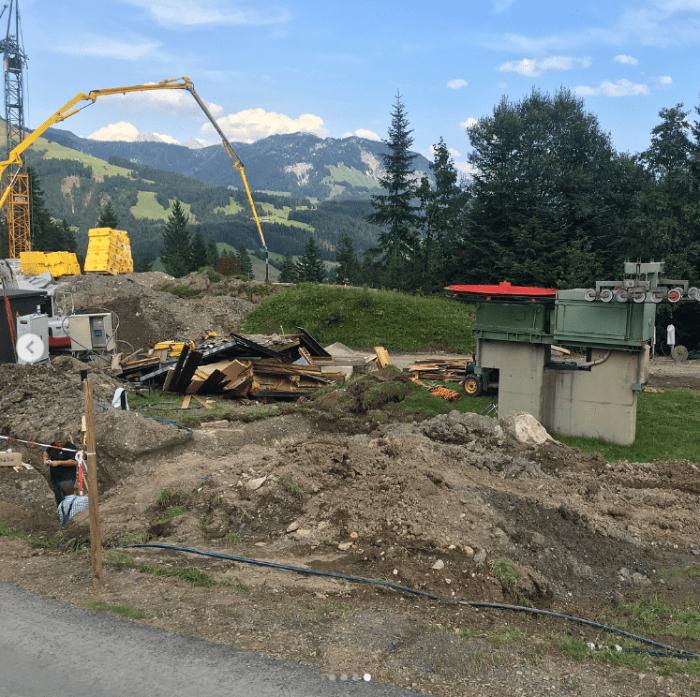 Eichenhoflift 2 sloop oude dalstation