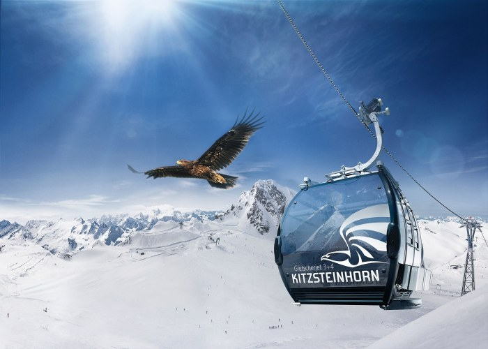 Kitzsteinhorn Gletsjerjet 3 4