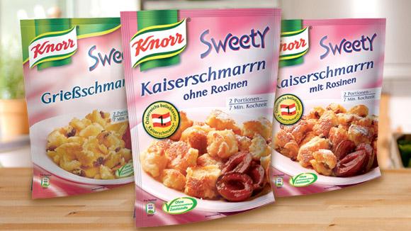 Kaiserschmarren Knorr