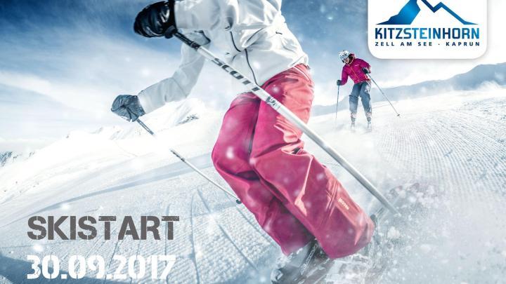 Kaprun Kitzsteinhorn seizoenstart 30 sept 2017