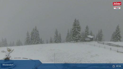 Kitzbüheleralpen bijzonder sneeuwrijk vandaag