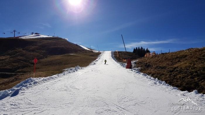 Kitzbühel Resterhohe Skiopening