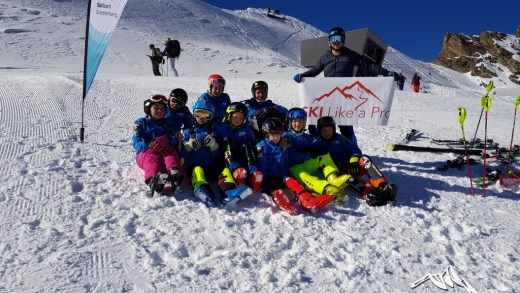 Kitzsteinhorn Kaprun Ski like a Pro