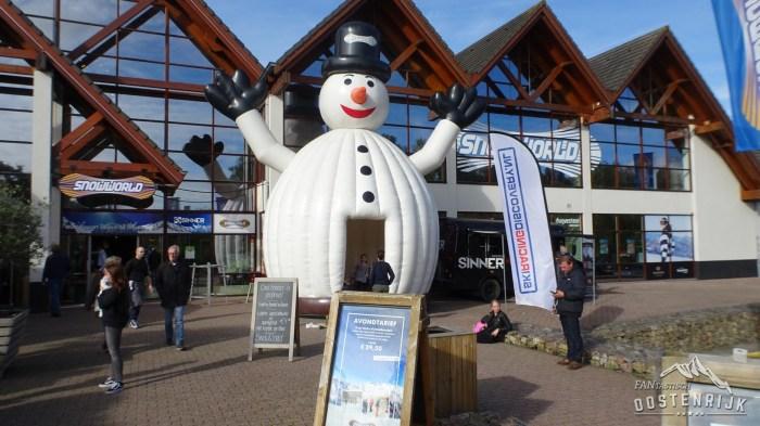 Snowworld Zoetermeer Opening