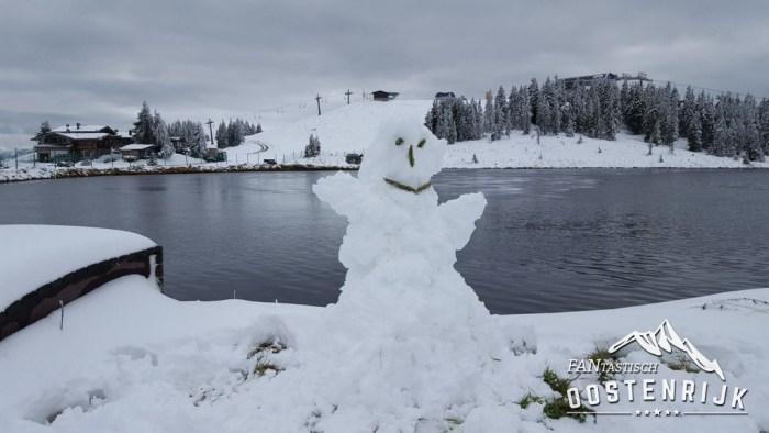 SkiWelt Sneeuwpop