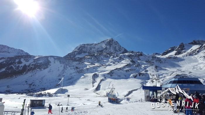 Stubaital Stubaier Gletsjer