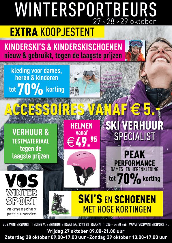 Wintersportbeurs Vos okt 2017