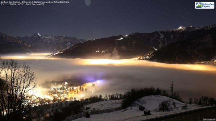 Zell am See 25 dec 2017
