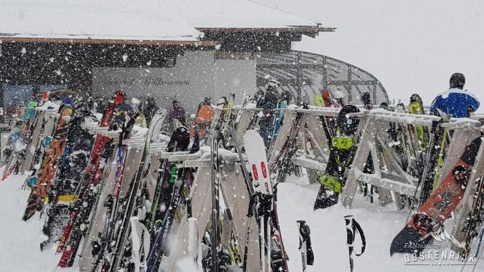 SkiWelt Scheffau skistandaard
