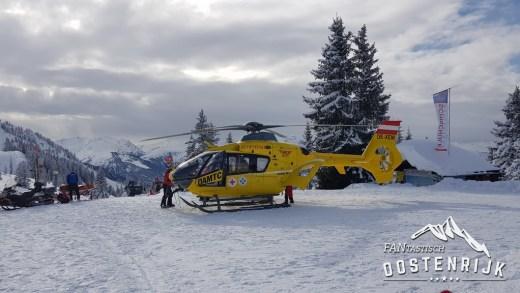 Westendorf Helikopter
