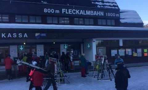 Kirchberg in Tirol Fleckalmbahn
