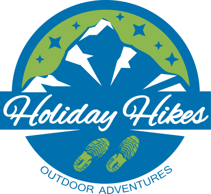 Logo Holiday Hikes