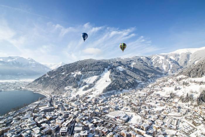 Ballonfestival Zell am See Kaprun