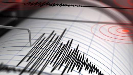 Aardbeving omgeving Landeck 4.1 schaal van Richter