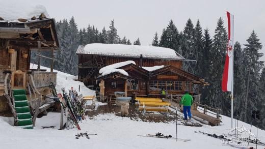 SkiWelt en een rondje om de Hohe Salve